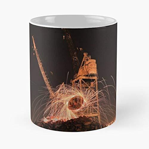 Hockey Portal Heavy Metal Best 11 oz Kaffeebecher - Nespresso Tassen Kaffee Motive