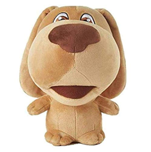 NC56 Plush Toy Stuffed Plush Cute Toy Ben Dog Animal Dolls Talking Tom and Friends Christmas Birthday Gift for Kids -30cm
