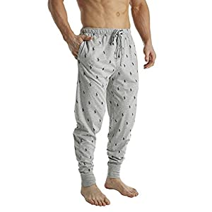 Polo Ralph Lauren Men's Knit Covered Waistband Jogger Pants