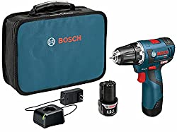 Top Rated Cordless Drill with Bosch PS 3202