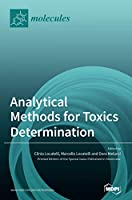 Analytical Methods for Toxics Determination