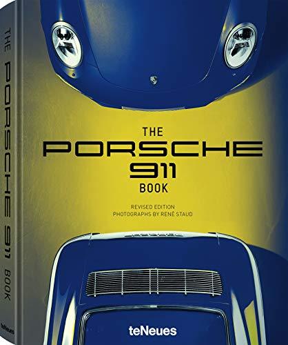 The Porsche 911 Book, Die lang ersehnte Neuauflage, in der René Staud die wichtigsten Modelle aus der großen 911-Familie in hellem Glanz erstrahlen ... und Russisch) - 29x37 cm, 336 Seiten