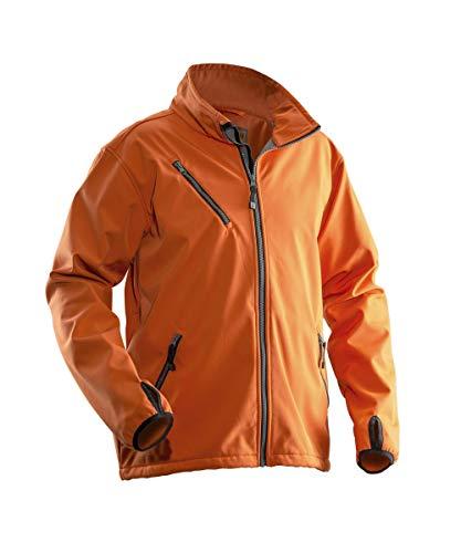 Jobman 120171-3000-6 Softshell Jacke Größe L in orange, L
