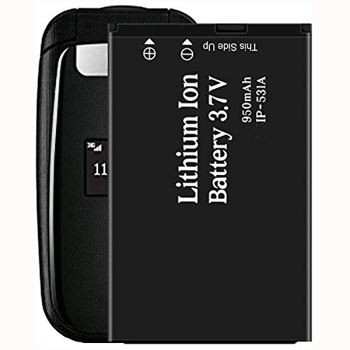 Replacement Battery IP-531A Battery for Tracfone...