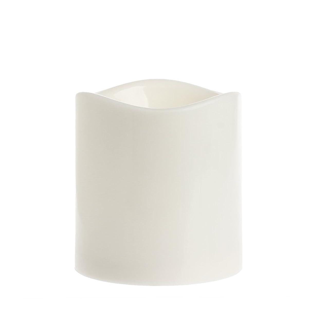 目指すリル泥棒SimpleLifeロマンチックFlameless LED電子キャンドルライトウェディング香りワックスホームインテリア