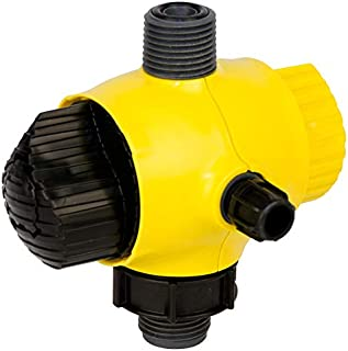 LMI Roytronics 4 Function Valves. 4FV Part 48799. PVC Body. 250 psi max. LMI tubing Connection kit Sold Separately if Needed.