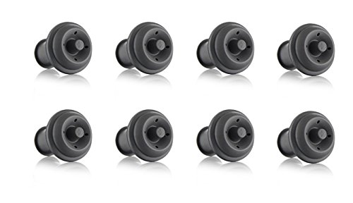 Vacu Vin Wine Saver Extra Stoppers, Set of 12