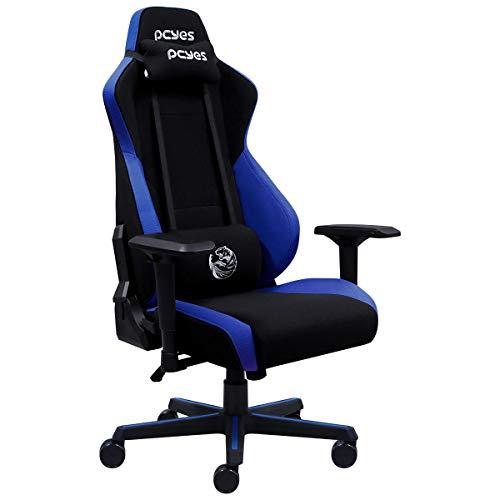 Cadeira Gamer Mad Racer V8 Turbo Azul - V8Tbmadaz