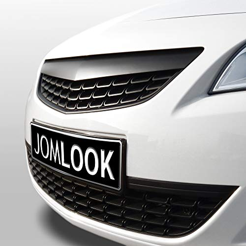 JOM Car Parts & Car Hifi GmbH 6320069OE Kühlergrill ohne Emblem, schwarz