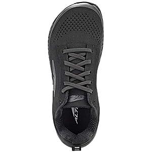 ALTRA Women's Paradigm 4.5 Road Running Shoe, Black - 10 M US