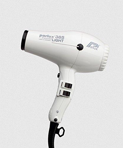 PARLUX PHON PROFESSIONAL 385 POWER LIGHT IONIC & CERAMIC BIANCO