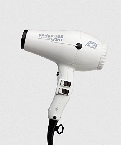 PARLUX PHON PROFESSIONAL 385 POWER LIGHT IONIC & CERAMIC BIANCO