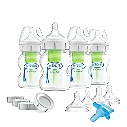 breastfeeding baby bottle - dr. brown's