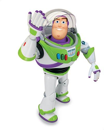 MTW Toys - 64061 - Toy Story - Figurine Karaté Buzz - 30cm