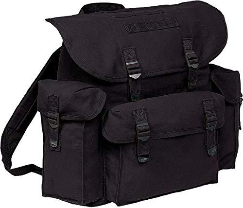 BW sac à dos XL de sacs à dos Noir Homme Femme Militaire de Transport Universel de qualité poches de voyage sac sac à dos simple combattants de survie