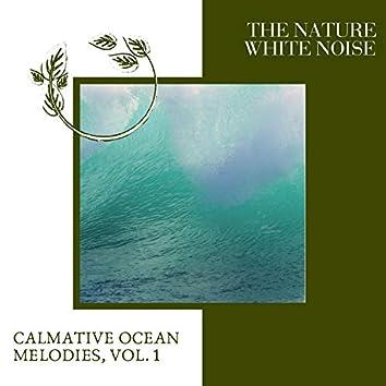 The Nature White Noise - Calmative Ocean Melodies, Vol. 1