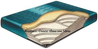 California King 72w X 84 Comfort Supreme Hardside Mattress Kit