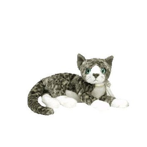 TY Beanie Baby - PURR the Kitten (7.5 inch) - MWMT's Stuffed Animal Toy ^G#fbhre-h4 8rdsf-tg1381534