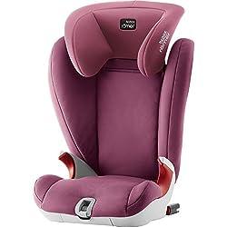 Britax Kidfix SL Car Seat (Wine Rose),Britax Romer,2000027869