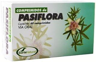 Soria Natural Pasiflora Vitaminas - 60 Cápsulas