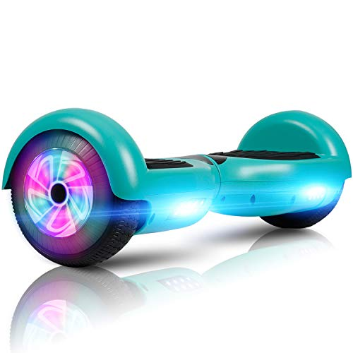 LIEAGLE Hoverboard Self Balancing Scooter Hover Board for Kids Adults with Bluetooth Speaker, UL2272 Certified