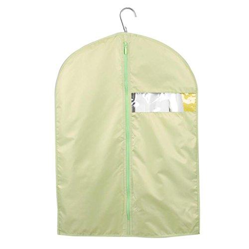 Xuan - Worth Another Vert Glacé 5 Pcs Vêtements Lavables Housse De Poussière Fenêtre Suit Couverture Haute Qualité Valise Sac Sac De Rangement (Taille : 60 * 100cm)