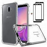 TXLING Samsung Galaxy J6 Plus Hülle Durchsichtige