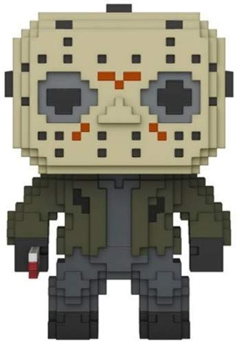 Funko Pop!- Horror: 8-bit Jason Voorhees (24596