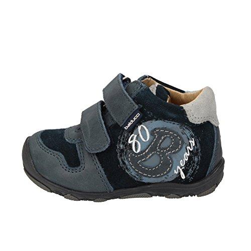 balducci Sneaker Bambino Pelle Scamosciata Blu 18 EU
