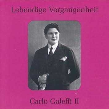 Lebendige Vergangenheit - Carlo Galeffi (Vol.2)