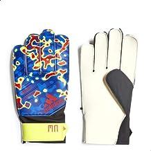 Adidas Football Gloves for Unisex - Solar Yellow