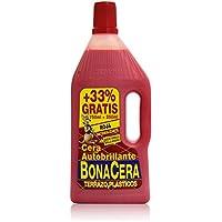 BonaCera - Cera autobrillante - Roja, antideslizante - 1000 ml