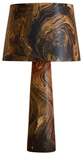 LLYU Nordic houten plank decoratieve lamp woonkamer tafellamp studiolamp eenvoudige zachte decoratie slaapkamer hoofdlamp