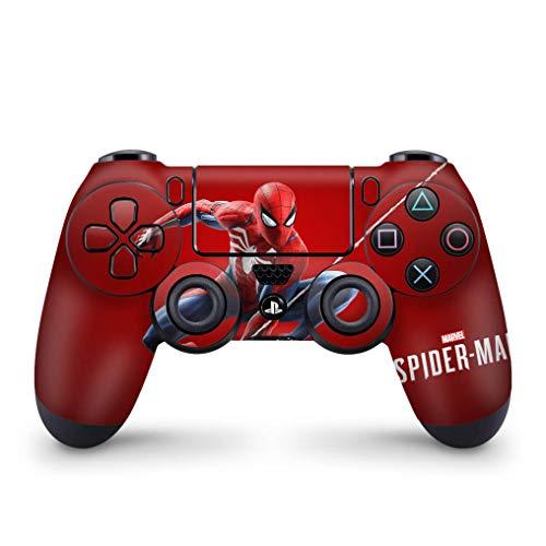 Skin Adesivo para PS4 Controle - Homem Aranha Spider-Man