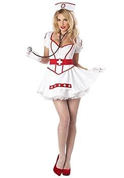 Plus Size Nurse Heartbreaker Costume 2X