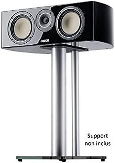 Kanton Reference 50 K 220 W 黑色扬声器 - 扬声器(3 Voie,有线,220 W,26-40000 Hz,8 Ohm,黑色)