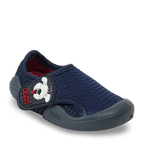 Sapato Infantil Klin Sola de Patinha Menino