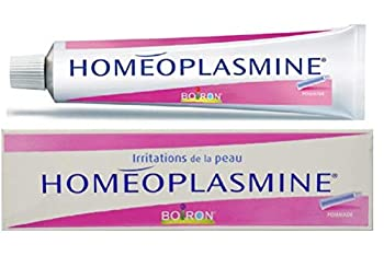 Homeoplasmine XL - 40g Magic Cream - For Dry Skin Irritations for Soft Lips! [ The Original French Packaging ]