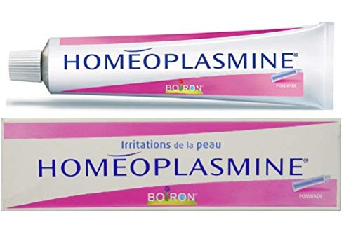 Homeoplasmine, XL - 40g Magic Cream - For Dry Skin, Irritations, for Soft Lips! [ The Original French Packaging ]
