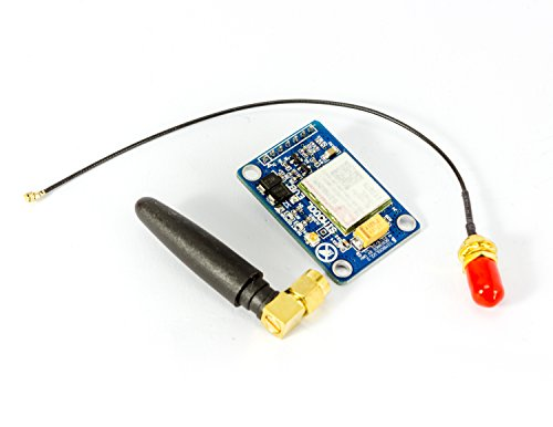 SIM800L V2.0 5V Wireless GSM GPRS MODULE Quad-Band W/Antenna Cable Cap M105