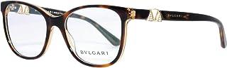 Bvlgari Glasses Frame, for Women, Acetate, Brown, 1013365