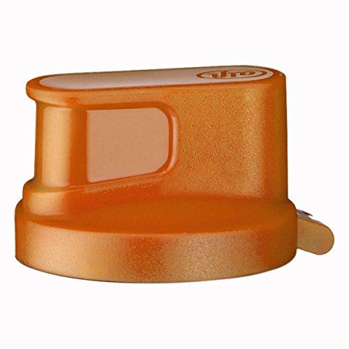 alfi 9202.110.023  Ersatzteil Verschlusskappe, Kunststoff Orange für Trinkflasche 5377 elementBottle II