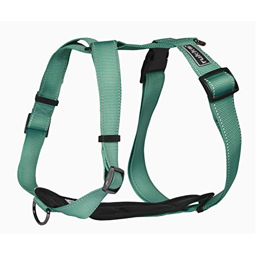 Rukka Pets Y-Geschirr, Smaragdgrün, M