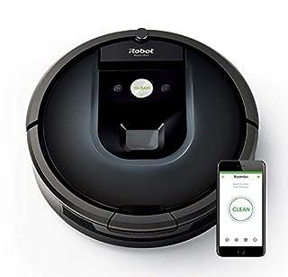 iRobot Roomba 981, aspirateur robot, idéal pour les tapis avec forte puissance d'aspiration, avec Power boost, navigation plusieurs pièces, connecté en WiFi et programmable via application (B07B6GGJGV) | Amazon price tracker / tracking, Amazon price history charts, Amazon price watches, Amazon price drop alerts