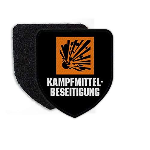 Copytec Patch Kampfmittel-Bergung Räumdienst EOD IED Bomben-Entschärfer Feuerwerk #23322