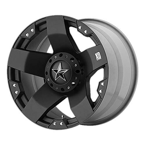 XD SERIES XD775 17x8 5x5/5x135 10mm Matte Black Wheel Rim 17' Inch