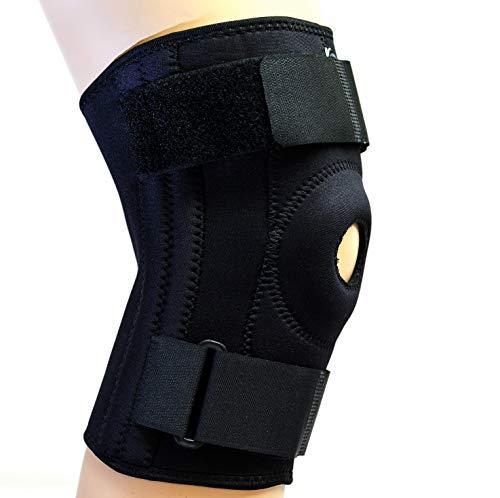 Body-Plus Direct Verstellbarer Doppelriemen Stabilisierende Kniebandage, Xxxxl1 Einheiten