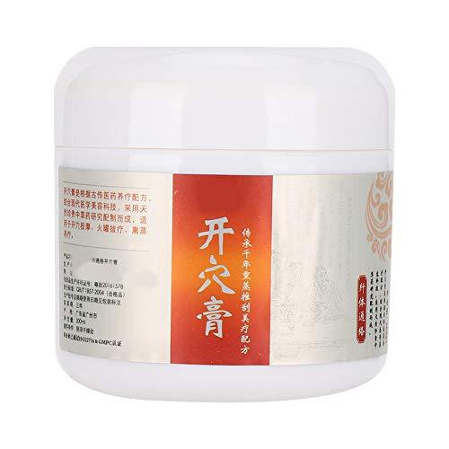 Crema de masaje para celulitis, crema hidratante de 300 g, tratamiento de masaje corporal antiarrugas, cuidado de la piel, crema delgada para abdomen, muslos y glúteos