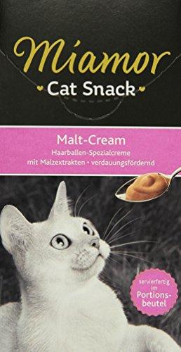 Miamor Cat Snack Malt-Cream 11x6x15g