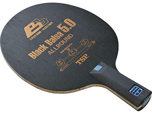 ヤマト卓球 TSP ブラックバルサ5.0 中国式ペン 1個